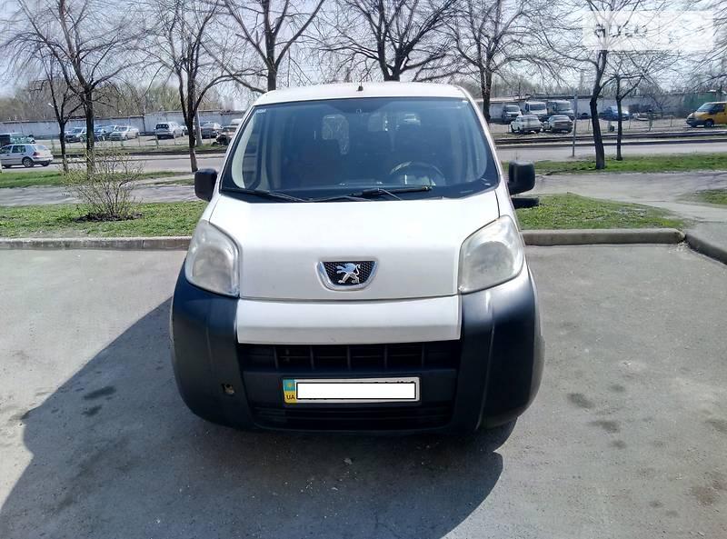 Peugeot Bipper пасс. 2008 в Киеве