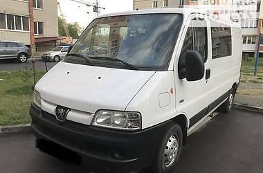 Peugeot Boxer груз.-пасс. 2004 в Мукачево