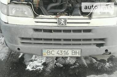 Peugeot Boxer груз. 1997