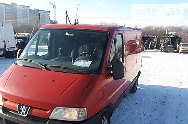 Peugeot Boxer груз. 2005 в Тернополе