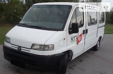 Peugeot Boxer пасс. 1997 в Владимир-Волынском