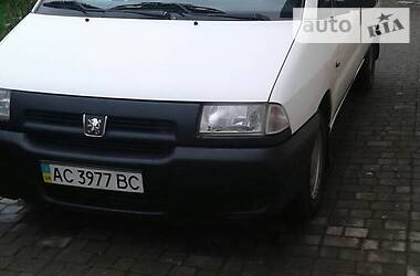 Peugeot Expert груз.-пасс. 2000 в Владимир-Волынском