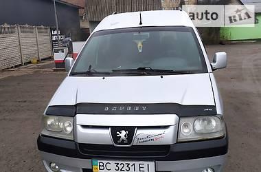 Peugeot Expert груз.-пасс. 2006 в Коломые