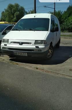 Легковий фургон (до 1,5т) Peugeot Expert груз.-пасс. 2001 в Вінниці