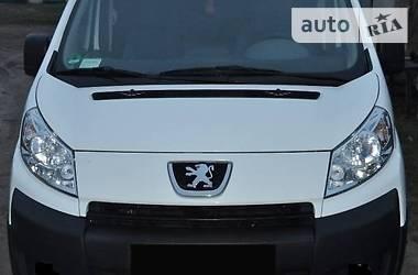 Peugeot Expert пасс. LONG 2007
