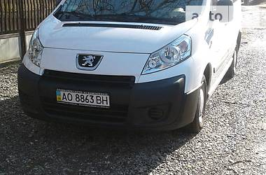 Peugeot Expert пасс. 2007 в Виноградове