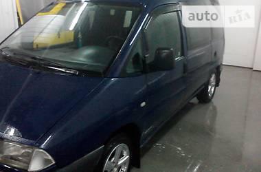 Peugeot Expert пасс.  2001