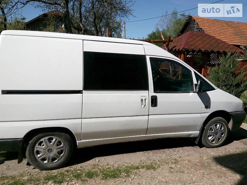 Peugeot Expert пасс. 1999 в Львове