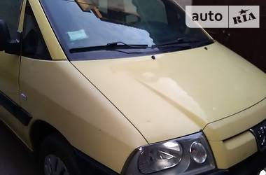 Peugeot Expert пасс. 2004 в Ужгороде