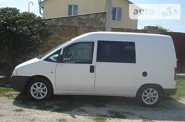 Peugeot Expert пасс. 2002 в Херсоне