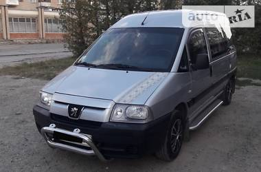 Peugeot Expert пасс. 2005 в Ивано-Франковске
