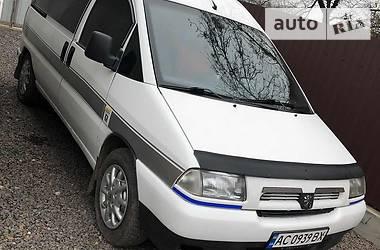 Peugeot Expert пасс. 2002 в Нововолынске