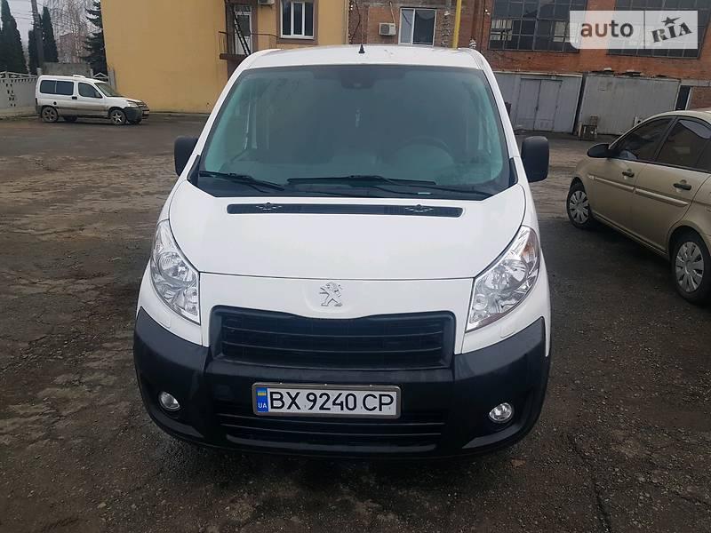 Peugeot Expert пасс. 2015 в Хмельницком