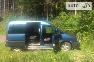Peugeot Expert пасс. 1997 в Сколе