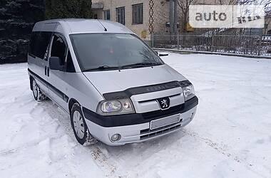 Peugeot Expert пасс. 2006 в Чорткове