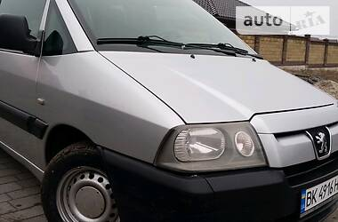 Peugeot Expert пасс. 2005 в Здолбунове