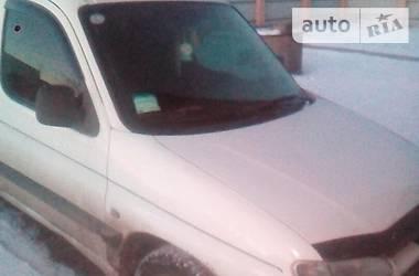 Peugeot Partner груз.  2001