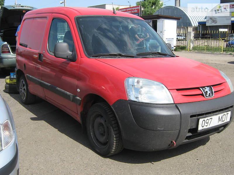Peugeot Partner груз. 2004 в Черкассах