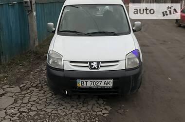 Peugeot Partner груз. 2005 в Киеве