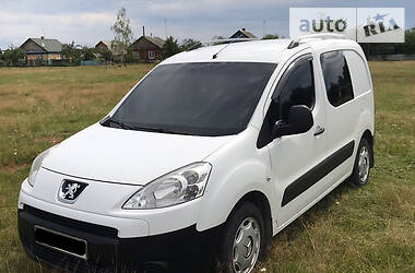 Peugeot Partner груз. 2012 в Сарнах