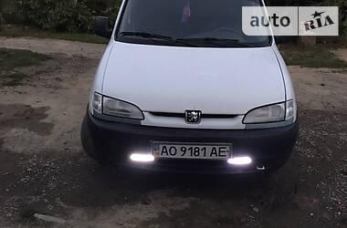 Peugeot Partner груз. 1999 в Виноградове
