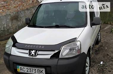 Peugeot Partner груз. 2004 в Шумську