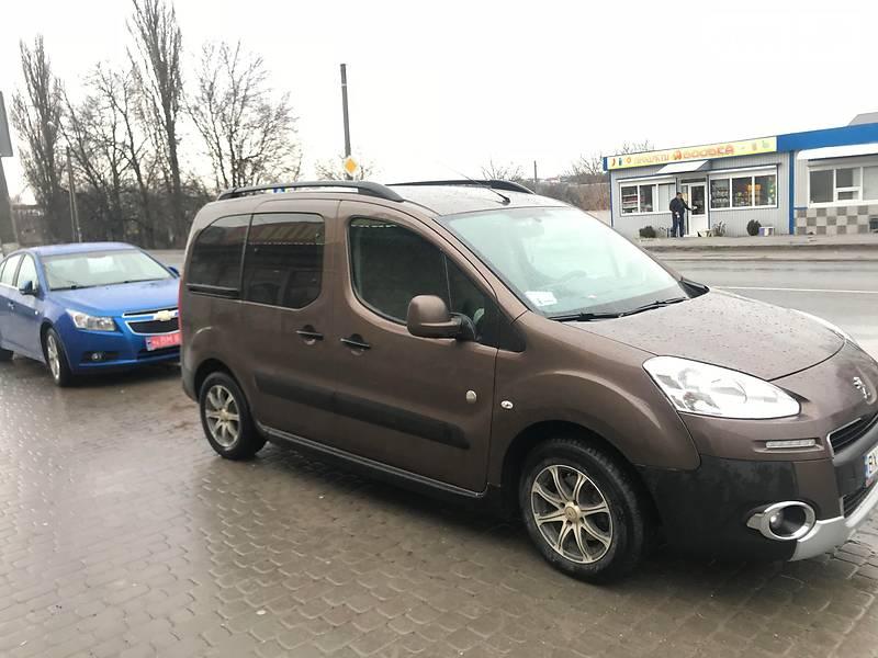 Peugeot Partner пасс. 2012 в Хмельницком