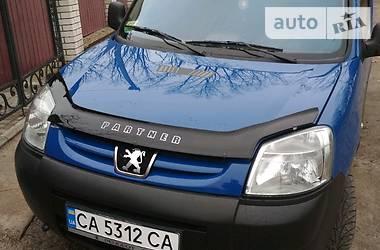 Peugeot Partner пасс. 2007 в Смеле