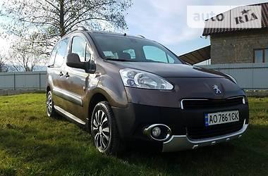 Peugeot Partner пасс. 2013 в Тячеве