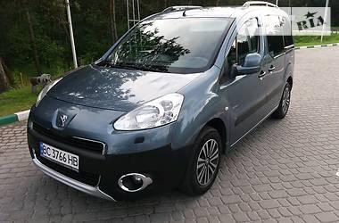 Peugeot Partner пасс. 2012 в Бродах