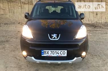 Peugeot Partner пасс. 2009 в Хмельницком