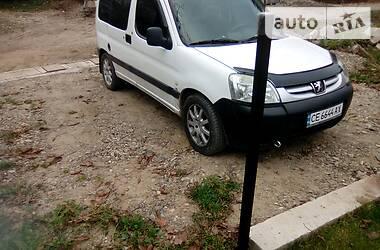 Peugeot Partner пасс. 2004 в Черновцах