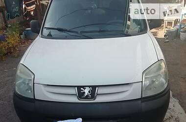 Peugeot Partner пасс. 2007 в Броварах