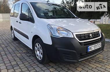 Peugeot Partner пасс. 2015 в Луцке