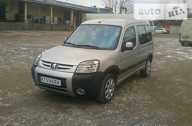 Peugeot Partner пасс. 2007 в Ивано-Франковске