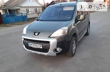 Peugeot Partner пасс. 2012 в Новограде-Волынском