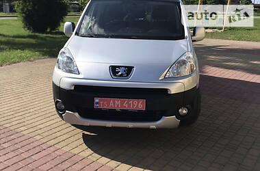 Peugeot Partner пасс. 2010 в Луцке