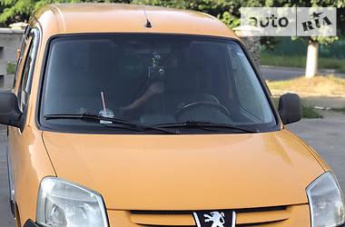 Peugeot Partner пасс. 2005 в Шепетовке