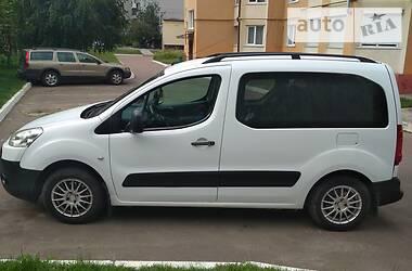 Peugeot Partner пасс. 2009 в Новограде-Волынском