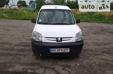 Peugeot Partner пасс. 2005 в Харькове