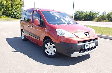 Peugeot Partner пасс. 2009 в Бердичеве