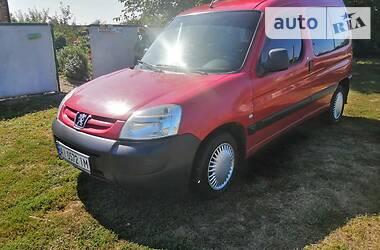Peugeot Partner пасс. 2004 в Мироновке