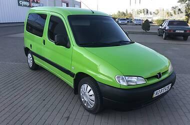 Peugeot Partner пасс. 2000 в Виноградове