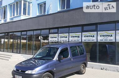 Peugeot Partner пасс. 1999 в Ровно