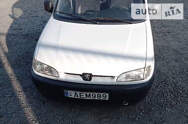 Peugeot Partner пасс. 1998 в Тальном