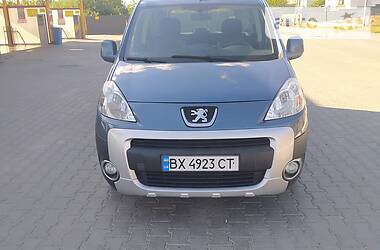 Peugeot Partner пасс. 2010 в Хмельницком