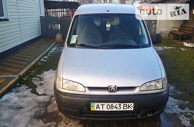 Peugeot Partner пасс. 2000 в Ивано-Франковске