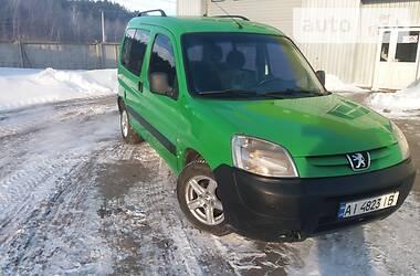 Peugeot Partner пасс. 2006 в Житомире