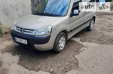 Минивэн Peugeot Partner пасс. 2005 в Городке