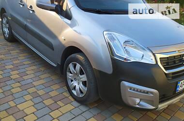 Минивэн Peugeot Partner пасс. 2016 в Запорожье